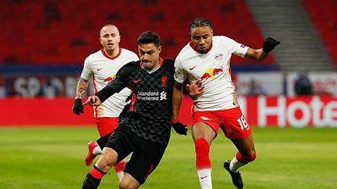 Kabak và Konate có thể đổi chỗ cho nhau ở Liverpool