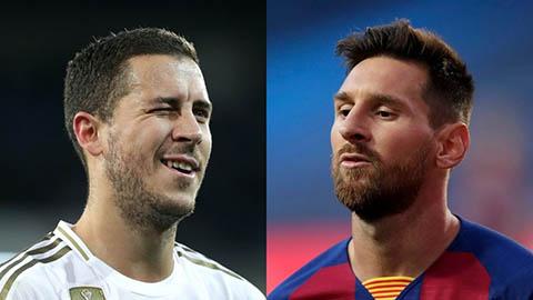 Top 10 ngôi sao đại giảm giá trong năm 2021: Messi góp mặt