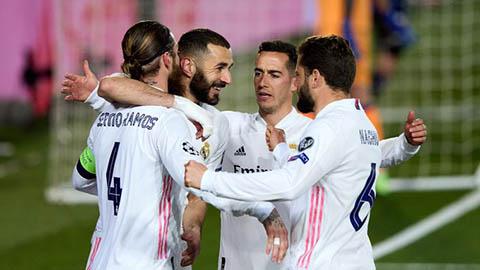 Real Madrid là thương hiệu bóng đá giá trị nhất thế giới
