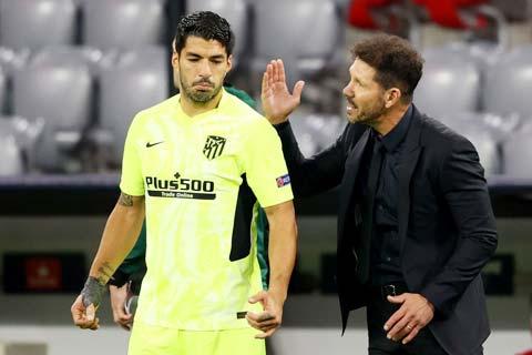 Thày trò HLV Simeone sẽ có trận đánh quyết định trên sân của Valladolid vào cuối tuần này