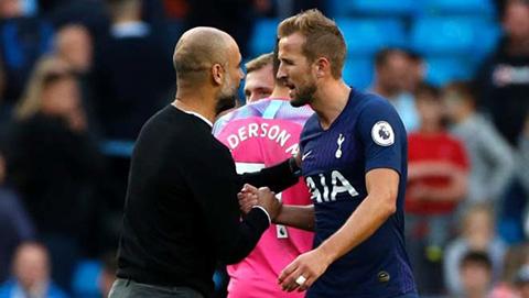 Guardiola không quan tâm đến Kane