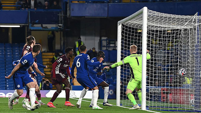 Chelsea đã chơi một trận hay trước Leicester
