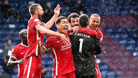 Đua Top 4 Ngoại hạng Anh: Chelsea & Liverpool sáng cửa, Leicester mất quyền tự quyết
