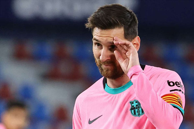 Messi vẫn chưa quyết định có ở lại Barca hay không