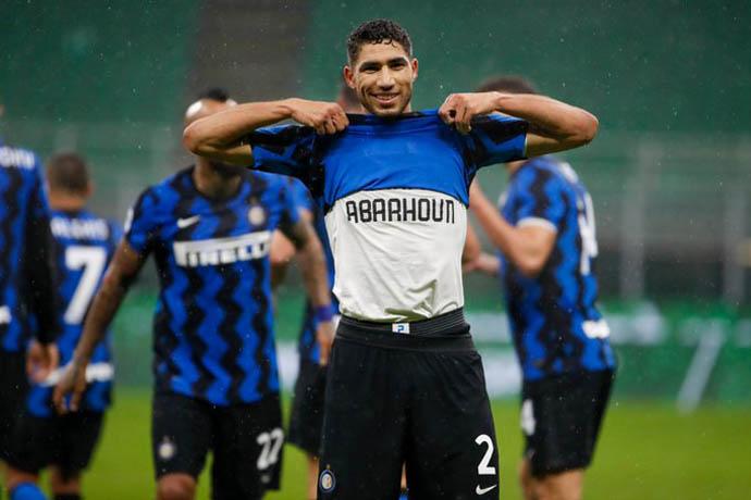 Bayern đã quan tâm tới Hakimi từ rất lâu