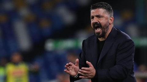 Gattuso, Conceicao trong tầm ngắm của Lazio
