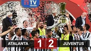 Sao trẻ tỏa sáng thay Ronaldo đưa Juve vô địch Coppa Italia