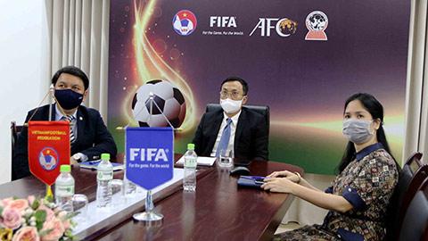 Đại diện LĐBĐ Việt Nam trúng cử vị trí quan trọng trong FIFA