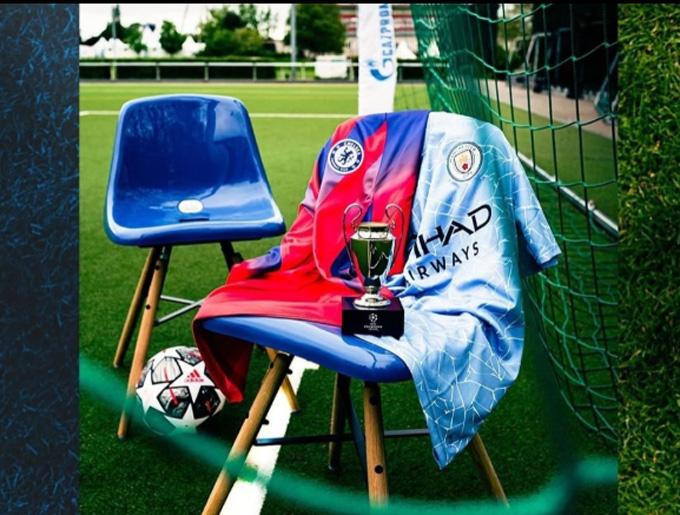 Chelsea sẽ mặc áo màu đỏ khi đấu Man City tại chung kết Champions League 2020/21?