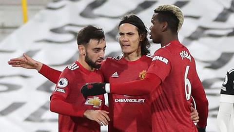 Đội hình dự kiến Wolves vs MU: Cavani, Bruno, Pogba được nghỉ ngơi