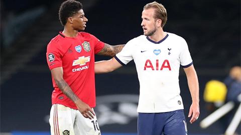 Dàn sao MU ủ mưu lôi kéo Kane tới Old Trafford
