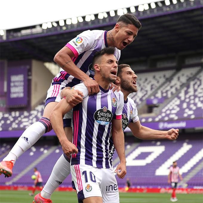 Plano mở tỷ số trận Valladolid vs Atletico