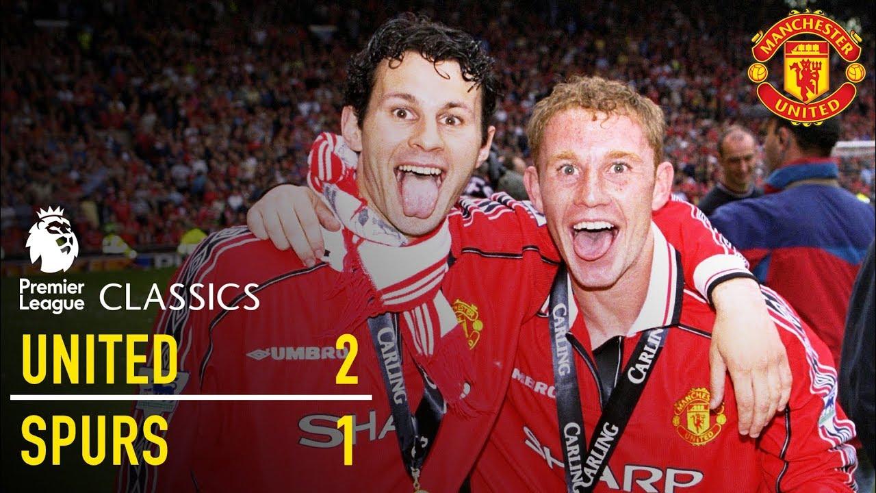 Chiến thắng mở đầu cú ăn ba thần thánh của Man United