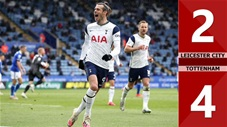 Leicester City vs Tottenham: 2-4, Bale-Kane đập tan giấc mộng của Bầy cáo
