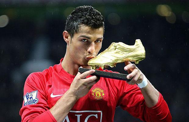 Ronaldo và Chiếc giầy Vàng Ngoại hạng Anh duy nhất trong sự nghiệp