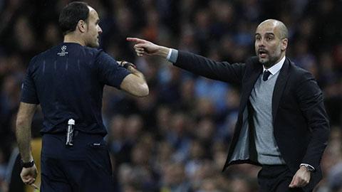 Pep Guardiola không quan tâm trọng tài khắc tinh ở chung kết Champions League
