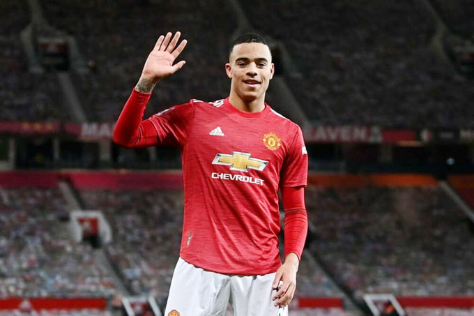 Greenwood tiếp tục bùng nổ trong màu áo Man United