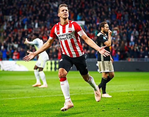 PSV muốn đưa Luuk de Jong trở lại Hà Lan