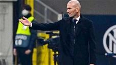 Những khoảnh khắc ấn tượng nhất của HLV Zidane với Real