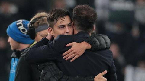 Atletico lần thứ ba muốn có Dybala
