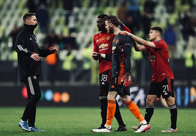 De Gea trở thành tội đồ của Man United