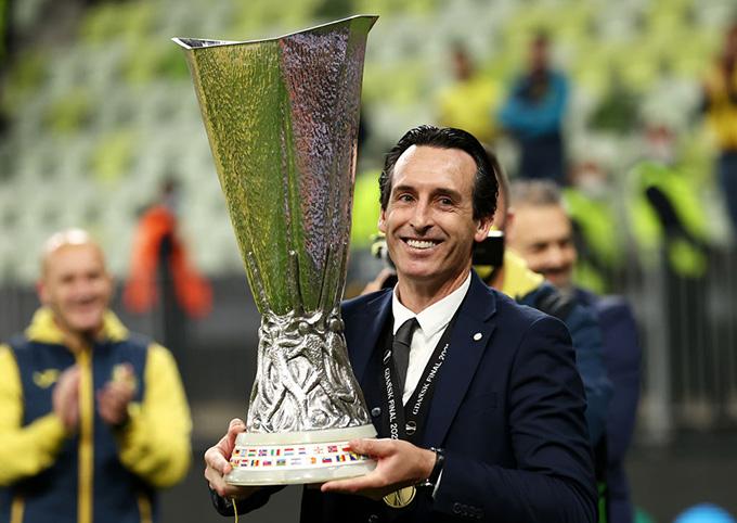 HLV Emery xứng đáng là ông vua của Europa League