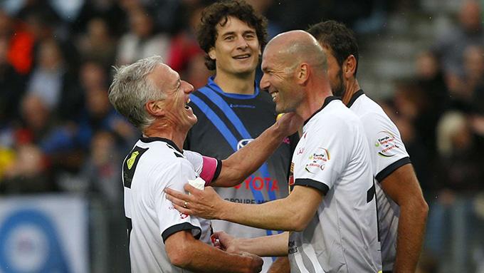 Zidane sẽ chọn bến đỗ nào sau khi chia tay Real Madrid?
