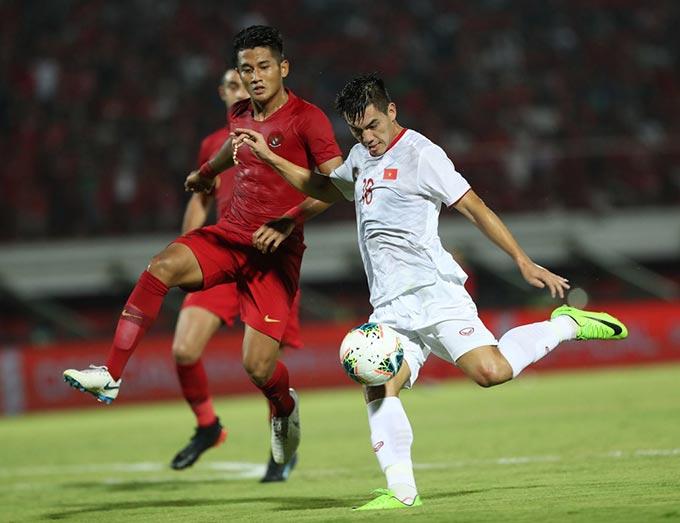Đội tuyển Việt Nam vẫn thống trị Đông Nam Á