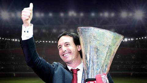 Unai Emery, ông trùm Europa League