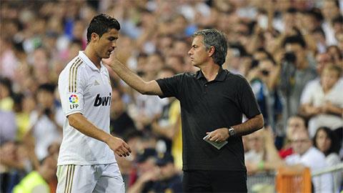 Mourinho muốn tái ngộ với Ronaldo ở Roma