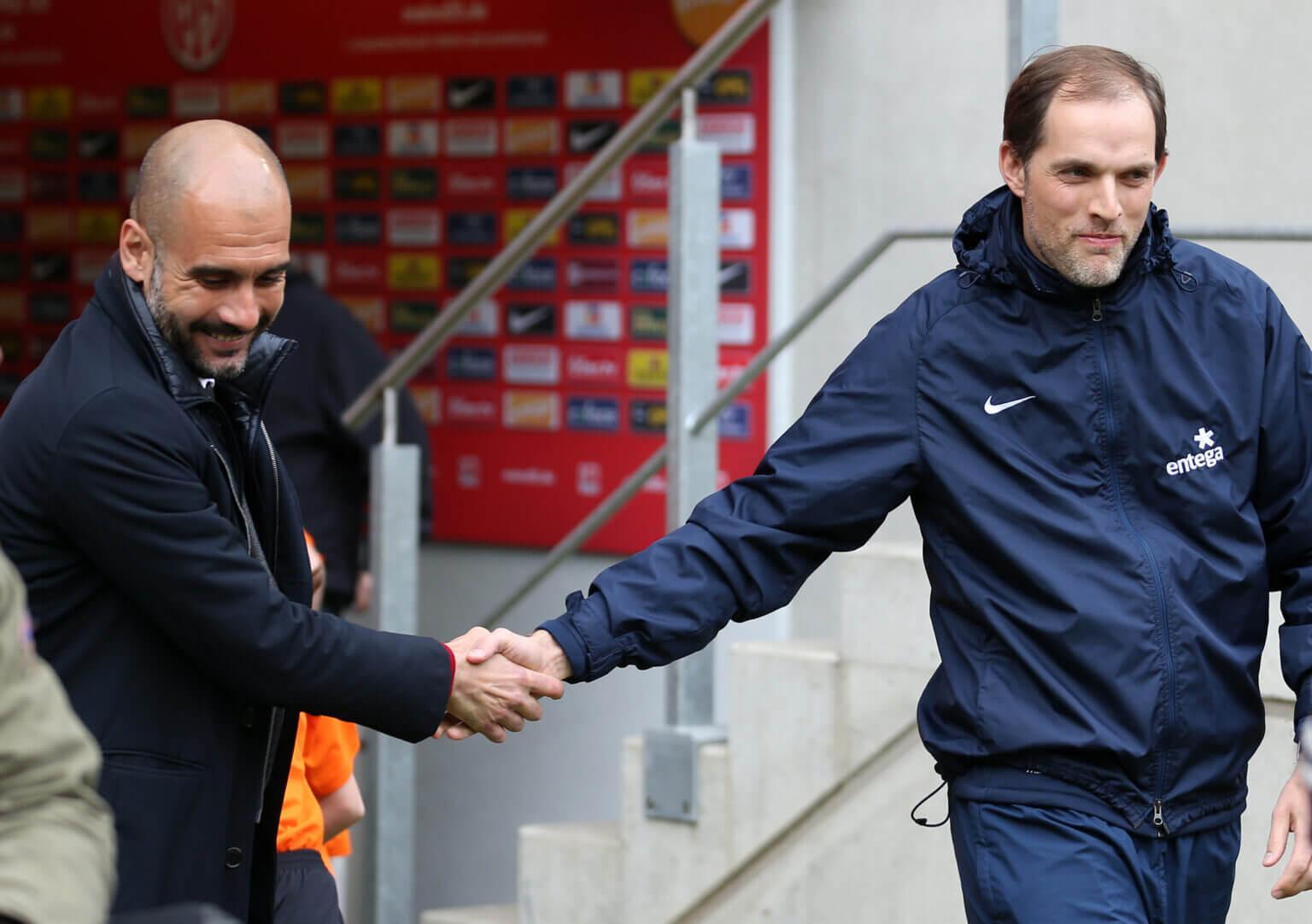 Việc Tuchel chấp nhận gắn bó với Mainz trong thời gian dài và biến CLB này thành đối thủ đáng gờm là điều Pep rất nể phục