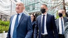 Lùi thời gian xét xử Giggs bạo hành bồ cũ