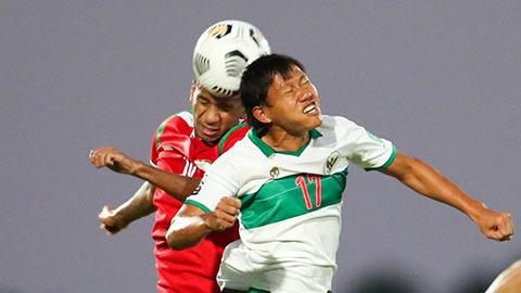 Indonesia lại thua trước khi chạm trán với ĐT Việt Nam