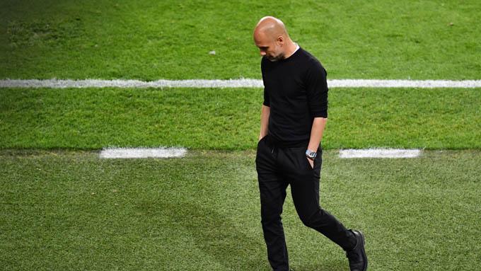 ...và Pep Guardiola của Man City