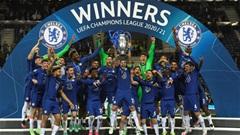 Chelsea, hoàn hảo như Kim Cương