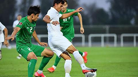Thái Lan 1-4 Uzbekistan: Người Thái đại bại