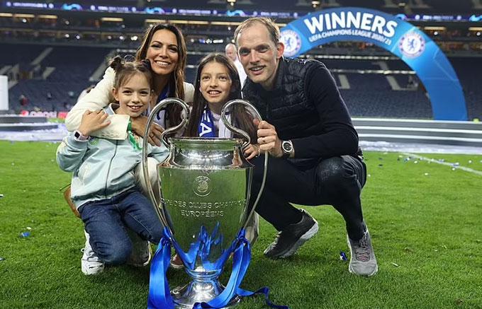 Tuchel đã đưa Chelsea lên đỉnh Champions League