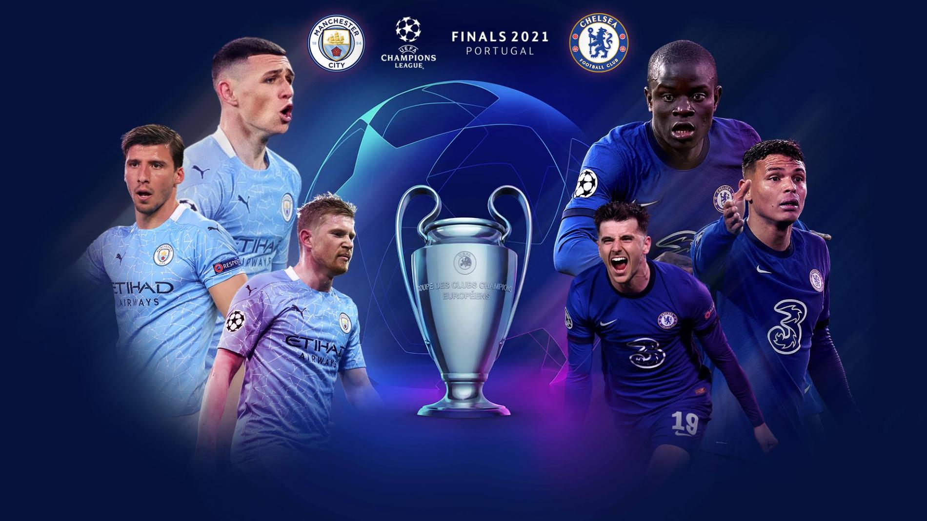 Premier League đã có vòng đấu 39 tại Porto vào rạng sáng 30/5 để chọn ra nhà vô địch châu Âu