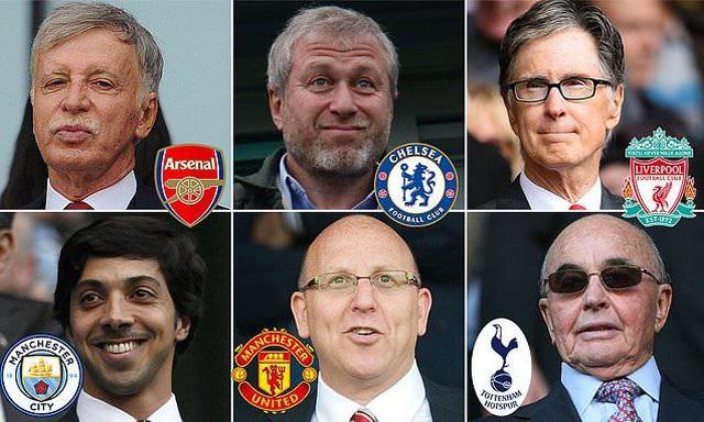 Những thế lực mới của Premier League và châu Âu đều là những CLB nằm trong tay giới chủ siêu giàu hoặc cực kỳ giỏi kiếm tiền