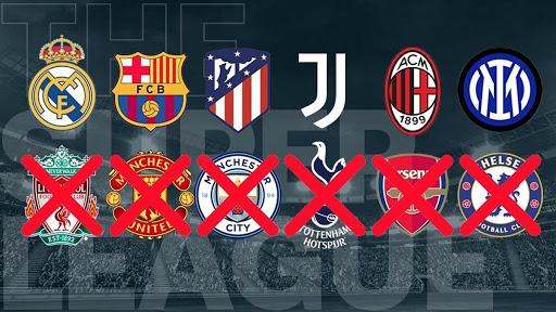 Thua kém về tiền bạc là yếu tố khiến các quyền lực cũ của châu Âu như Juventus, Real Madrid và sợ hãi Premier League Barcelona