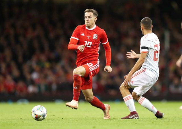 ĐT Xứ Wales (trá khó có thể làm nên chuyện ở EURO 2020 do các trụ cột đã quá lớn tuổi