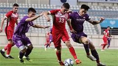 Đoàn Văn Hậu trở lại đấu Jordan sau hơn nửa năm