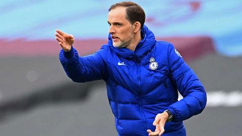 Tuchel tiết lộ cần bao nhiêu tân binh cho Chelsea mùa Hè này