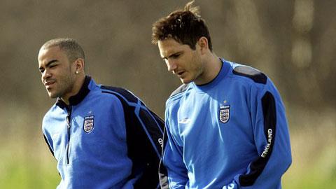 Dyer và Lampard từng một thời cùng bồng bột, sốc nổi