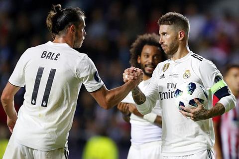 HLV Ancelotti muốn những công thần như Bale, Ramos, Marcelo tiếp tục ở lại Real