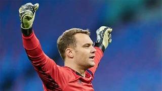 Điểm nhấn Đức 1-1 Đan Mạch: Neuer sắp chạm mốc đáng nhớ