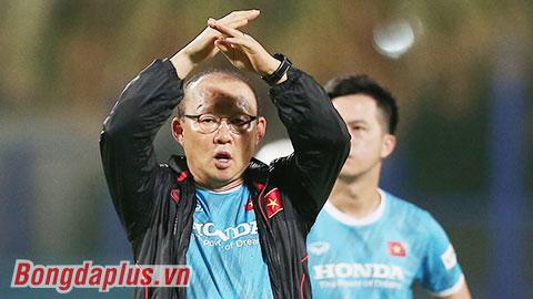 Ông Park chia người thăm dò những cầu thủ nào của UAE, Indonesia, Malaysia?