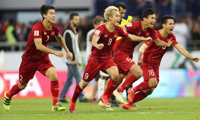 ĐT Việt Nam đang được kỳ vọng lớn ở vòng loại World Cup