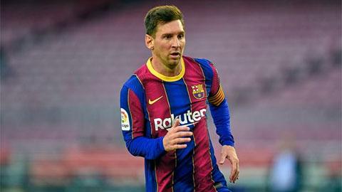 Barca đề nghị Messi ký hợp đồng trị giá 238 triệu euro