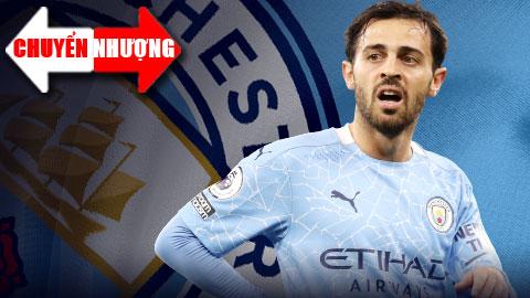 Tin chuyển nhượng 3/6: Man City sẵn sàng bán Bernardo Silva